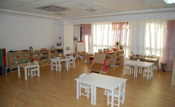 urs AMI pentru educatori, nivel 3-6 ani