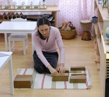 Cursuri de formare Montessori