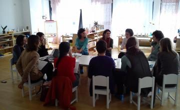 Intalnirea educatorilor Montessori